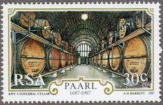 """South African wine """"Ko-operatieve Wijnbouwers Vereniging Van Zuid-Afrika Beperkt"""""""