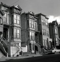 Western Addition, San Francisco by Dizzy Atmosphere, via Flickr