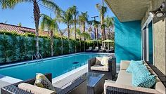 Vacation Palm Springs | Movie Colony Villa - 7 Bedrooms | Palm Springs Vacation Rental