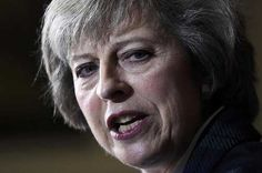 La primera ministra británica no irá al funeral de Fidel Castro