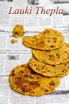 lauki-thepla-spiced-indian-flat-bread