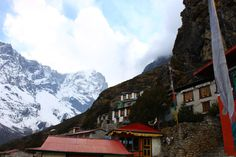 Thame Monastery, Nepal. #travel