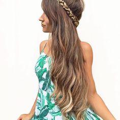 •  •  •  #hairandstyles #healthyhair #hairextensions #hairextension #americanstyle #braid #perfectbraids #braidinspo #instabraid #hairdo #crownbraid #hairofinstagram #perfectbraid #voluminoushair #braidgoals #hairgoals #cghphotofeature #tranças #longbraids #inspirationalbraids #hairdo #hudabeauty #braidideas #braidinspo #trança #easyhairdo #merm...