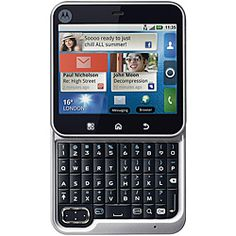 wonder if this would  be better than my blackberry  @Overstock - Motorola FLIPOUT is a smartphone running Android 2.1 with a square form, QWERTY keyboard and 2.8-inch capacitive touchscreen. Other features include 3MP camera, A-GPS, FM Radio, microSDHC slot for memory and speakerphone.http://www.overstock.com/Electronics/Motorola-FLIPOUT-MB511-Unlocked-GSM-Cell-Phone/5838725/product.html?CID=214117 $144.49
