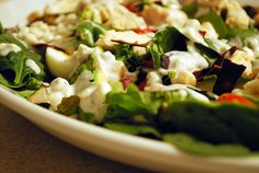 Healthy Cobb Salad - courtesy of Jillian Michaels Master Your Metabolism Cookbook