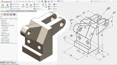 we will learn about Extruded boss base, Extruded Cut,offset and Appearance setting features in Solidworks. modelling in Solidworks SolidWorks Tutorial for. Mechanical Engineering Design, Mechanical Design, Blender 3d, Autocad Isometric Drawing, Solidworks Tutorial, Interesting Drawings, Autodesk Inventor, 3d Sketch, Project