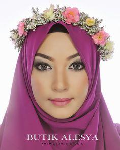 Shawl - Dress - Hijab - Online product - Photography | Jurufoto ...