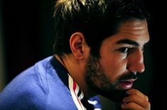 Nikola Karabatić (born 11 April 1984) is a French handball player of Serbian origin. With the French national handball team, he won two gold medals in Summer Olympics (2008 and 2012), two gold medals in World Championship (2009 and 2011) and also three gold medals in European Championship (2006, 2010 and 2014). In 2011, he won L'Équipe Champion of Champions.