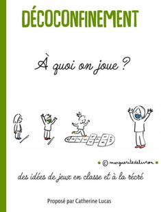 French Classroom, Kids And Parenting, Education, School, Sports, Blog, Jouer, Hand Art, Games