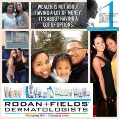 It's OFFICIAL I'm so excited to welcome my friend sister and newest power partner @tanikadanielle6 to Rodan  Fields! Tanika and I became friends in 4th grade! We've been through more phases of life together than most can ever say! I've always admired her brains beauty and hard work! She has always been ahead of the game. After high school she graduated from Santa Clara University and went on to work for EY. She now works as a Program Manager for Facebook. Her most important role is Mommy to…