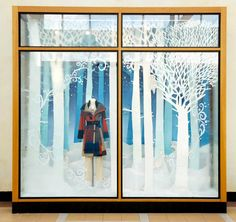 5 Holiday Window Displays That Will Make You Excited for Christmas