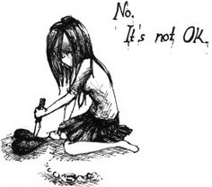 It's not ok to kill the heart, but it's often condoned anyway.