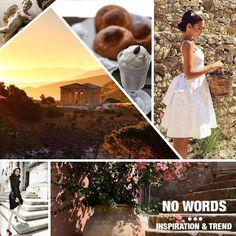 sicily, inspiration, temple, granita, brioche, fashion, no words, flower, trends