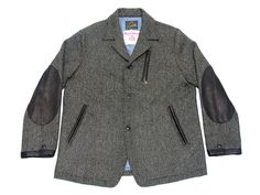 Needles Arrow Jacket in Harris Tweed