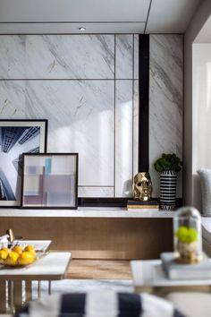同是80后设计师、差距怎么那么大?_拓者设计吧 - 微文库 Tv Feature Wall, Feature Wall Living Room, Living Room Tv, Living Room Modern, Living Room Designs, Classic Interior, Modern Interior, Home Interior Design, Mansion Designs