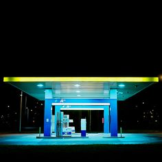 Gas Station #7