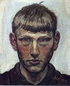 "Otto Dix (1891~1969) said of his paintings of World War One subjects ""I did not want to cause fear and panic, but to let people know how dreadful war is and to stimulate people's power of resistance."" Description from jaywhitsminiatures.blogspot.com. I searched for this on bing.com/images"