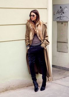 Maja Wyh, another superb blog discovery courtesy of pinterest. So much style inspiration from this lady. She's so good at layering and don't even get me started on her hair. You can head to her blog here and get ready to start some mad pinning, right-click saving...