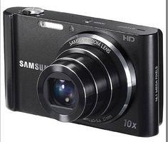 Samsung St201 16.1mp 10x Zoom 3.0″ lcd HD Digital Camera Black, Best Gadgets