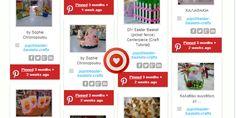 Πασχαλινά καλάθια. 450+ ιδέες για κατασκευή - Popi-it.gr Basket Crafts, Easter Baskets, Centerpieces, Diy Crafts, Pinterest Board, Make Your Own, Center Pieces, Homemade, Craft