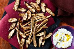 Try this finger licking vegetarian snack that is gluten-free, low in cholesterol and carbohydrates.