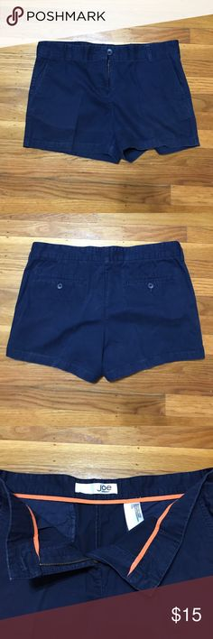 Joe Fresh Navy Shorts Joe Fresh Navy Shorts Joe Fresh Shorts