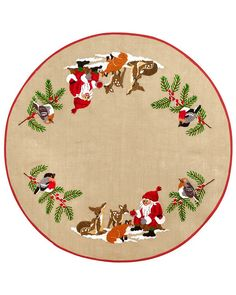 Miniature Christmas, Christmas Tree, Kustom, Jute, Decorative Plates, Miniatures, Holiday Decor, Inspiration, Home Decor