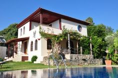 Beautiful Villa Seyir in Gökova, Turkey. Available for short term rent. www.marmarishouserentals.com