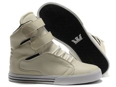 Supra Justin Bieber Shoes TK Society Beige Collection