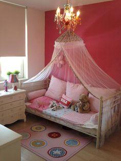 romantische meisjeskamer