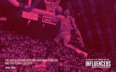 Influencers : Michael Jordan