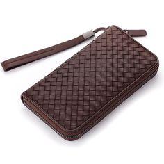 Tienda online de carteras de hombres Billetera de cuero auténtico de marca de moda barato [ANW61111] - €29.87 : bzbolsos.com, comprar bolsos online