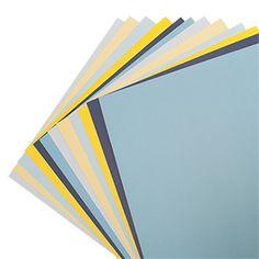 BLUE SKIES DESIGNER CARDSTOCK