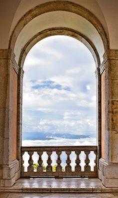 allthingseurope:  Monte Cassino, Italy (by raffacama)