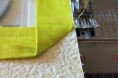 Jana Dohnalová: Jak lemovat - návod Scrappy Quilts