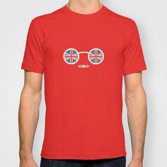 John Lennon Peace T-shirt by The Nerd Depot - $22.00