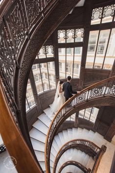 Chicago Rookery Wedding