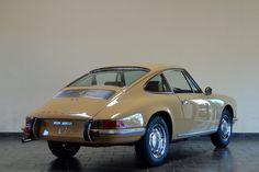 Porsche 912 Sandbeige