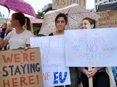Four out of five British expats fear they will have their automatic right to live abroad stripped from them after Brexit, a survey shows. The UK Government has consistently said it will not act unilaterally to guarantee the rights of three million EU citizens to remain in the UK until it has agreement that the EU 27 will do the same for the estimated 1.2 million Britons living elsewhere in Europe.