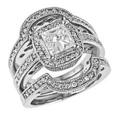Future husband take note:) haha jkjk i don't think I want a wedding ring this big!