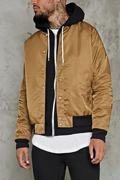 4f9110ffb 9 Best Bomber Jackets images in 2017 | Man fashion, Bomber jackets ...
