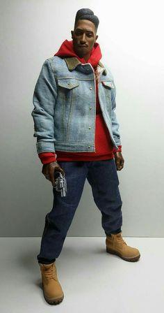 """Tupac Shakur as Bishop (""""JUICE"""")"""