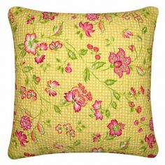 Alexandria Pillow, Sunshine now on sales at Luciano.athome.com