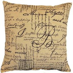 @Overstock - Great for any room, these pillows feature scroll text on a linen like background. These square pillows come in a set of two.http://www.overstock.com/Home-Garden/Whisper-Mocha-17-inch-Throw-Pillows-Set-of-2/7604530/product.html?CID=214117 CAD              63.03