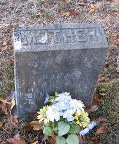 Genealogy Junkie : Tombstone Tuesday ~ Sarah Amanda Fullmer Cox #genealogy