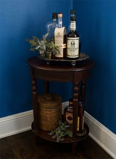 The At-Home Bourbon Bar