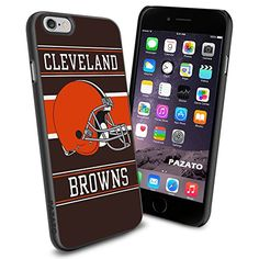 NFL CLEVELAND BROWNS Cool iPhone 6 Case Collector iPhone TPU Rubber Case Black Phoneaholic http://www.amazon.com/dp/B00SVCIO4S/ref=cm_sw_r_pi_dp_qlmmvb0CSTH7W