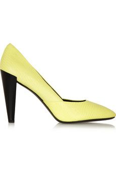 Kenzo heels, $98  (more from the Net-a-Porter clearance sale -- http://chicityfashion.com/net-a-porter-sale-clearance/)