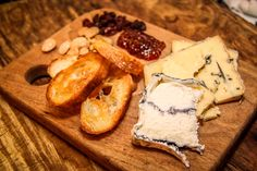 Cheese Platter at The Farm Table Restaurant. Bernardston, MA Farm to Table Rustic Fine Dining.