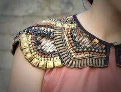 Covered shoulder